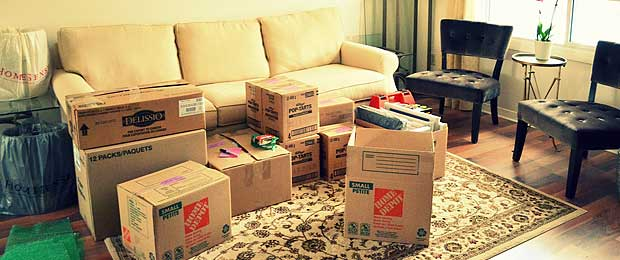 Packing and Unpacking Service
