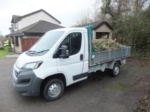 Tipper Truck, Green Waste removal.